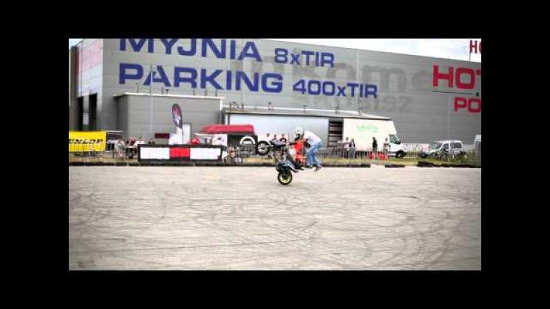 Emil Krzysztoń IV runda Polish Stunt Cup RADOMSKO