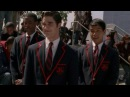 GLEE Somewhere Only We Know Full Performance Official Music Video HD