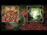 Ingested VS Acrania (FULL EP HD)