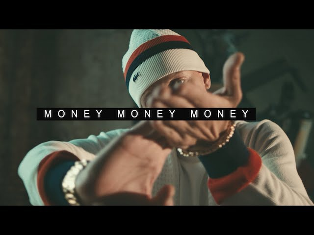 Olexesh - MONEY MONEY MONEY (prod. Saiko Brenk Sinatra) [Official 4K Video]