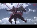 Аниме клип про мастера меча онлайн
