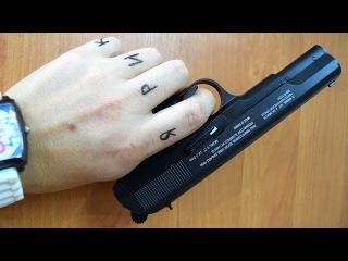 Пистолет ТТ - Не мы такие, жизнь такая. Обзор от ЯРИКА БОЛЬШОГО СТВОЛА !!!