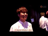 [ ENGSUB CC ] BTS watching Kim Sunggyu ( INFINITE ) Kontrol Stage