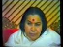 Преданность достигается медитацией 1982 лекция Шри Матаджи