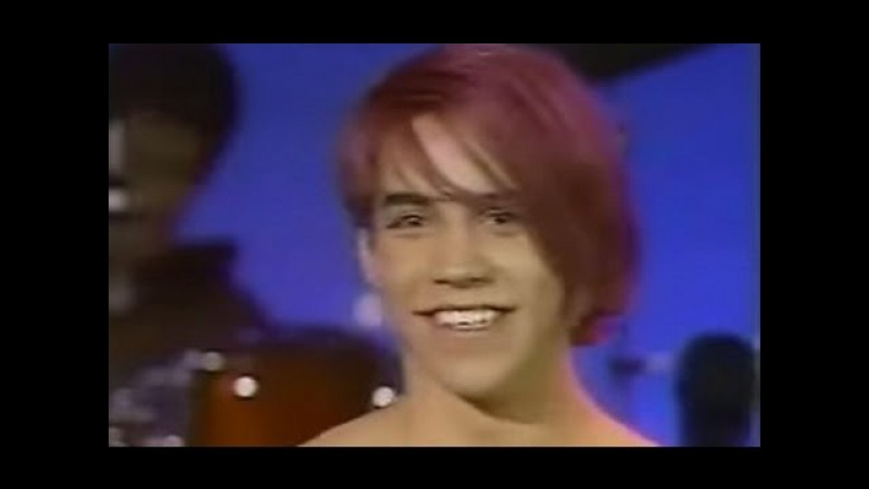 Red Hot Chili Peppers (First Time on TV) Interview Get Up And Jump in 1984