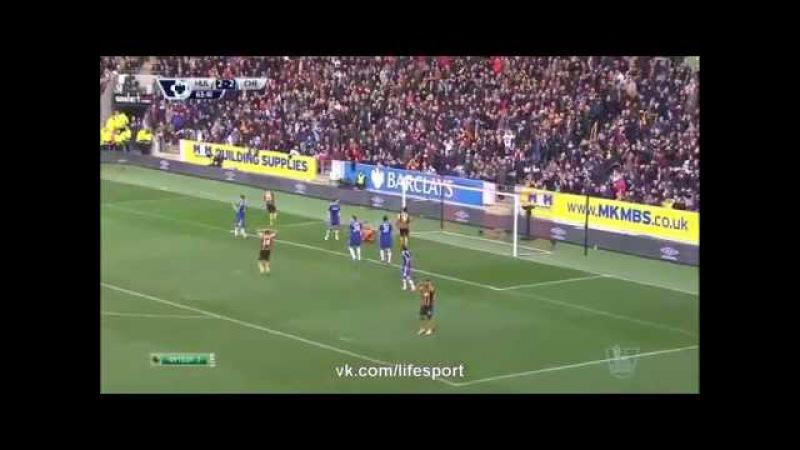 Халл Сити 2 - 3 Челси   АПЛ 30 тур. 22.03.15
