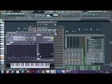 armin van buuren -   Gaia - Tuvan ( fl studio tutorial )