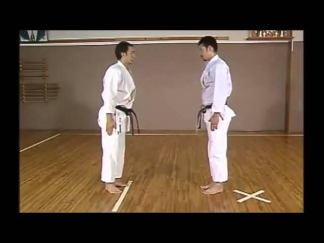 SKIF Sanbon Kumite