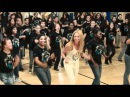 Beyonce surprises students - Lets Move! Flash Workout for New York City