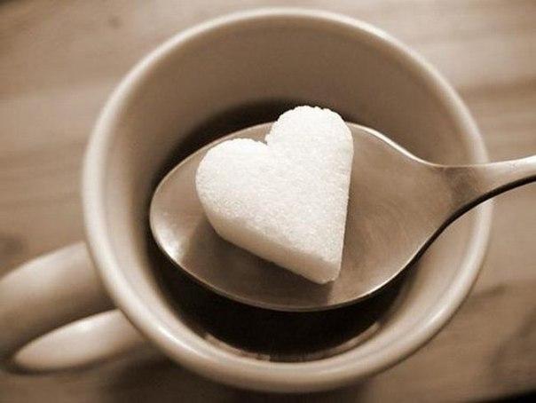 Необходимое количество сахара для детей и взрослых!… (1 фото) - картинка