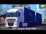 [ETS2 v1.8.2.5s] [MOD] BDF Tandem Truck Pack