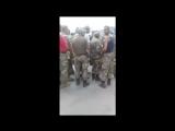Апогей маразма. Очередь за едой в украинской армии