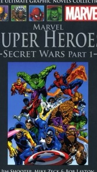 Официальная коллекция комиксов marvel