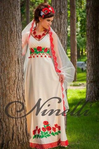 весільні сукні в українському стилі купити 28d898a594db6