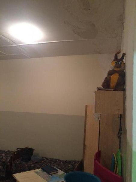 В одном из детских садов Нижнекамска протекает крыша — «Народный контроль»