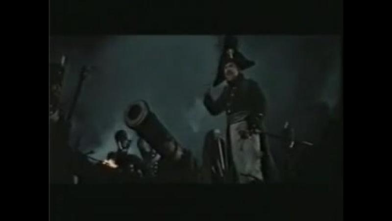 Война и мир 1 я серия Андрей Болконский Мосфильм 1965 капитан Тушин и его батарея