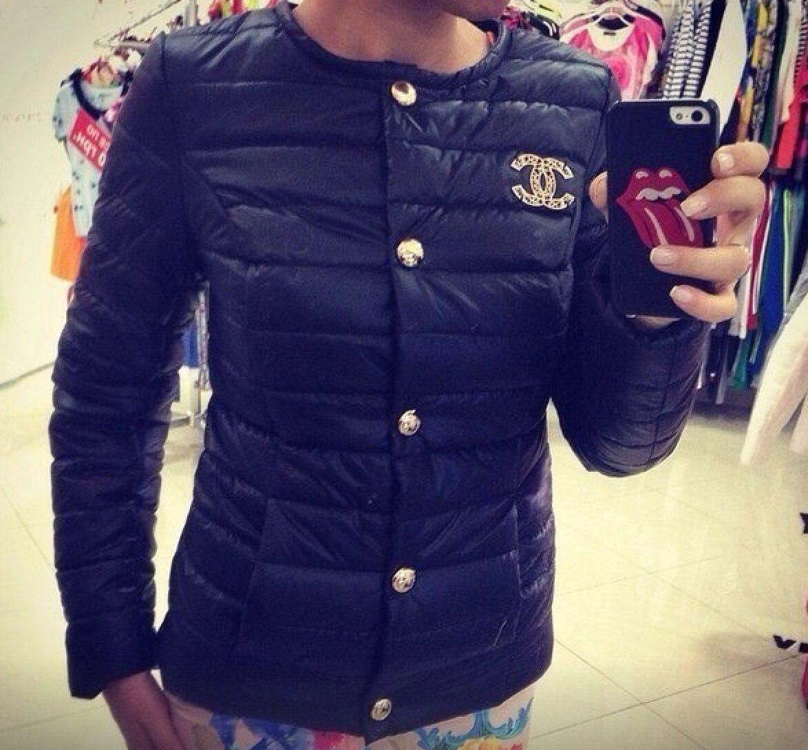 Женская осенняя куртка спорт фото цена 6