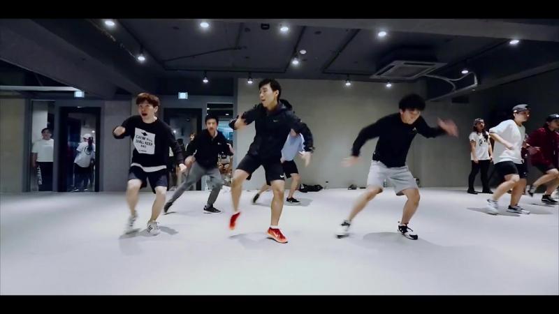 1MILLION dance studio G.O.M.D. - J Cole - Junsun Yoo Choreography