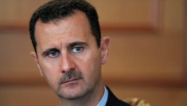 """Асад о """"разрешении"""" остаться у власти: а я уже чемоданы паковал."""