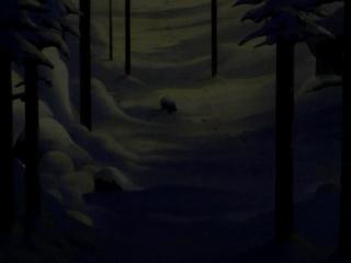 Страна Троллей 13 серия из 26 / Troll Tales Episode 13 (2003) Зимняя Рыбалка