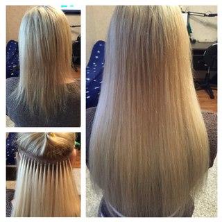 аппаратной наращивание волос в ломоносове подписку канал