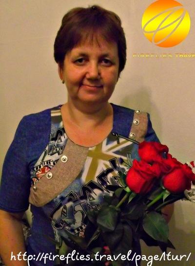 Ирина Овчаренко