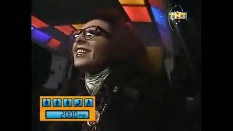 Жанна Агузарова и Евгений Хавтан - такси на ТНТ (2009)