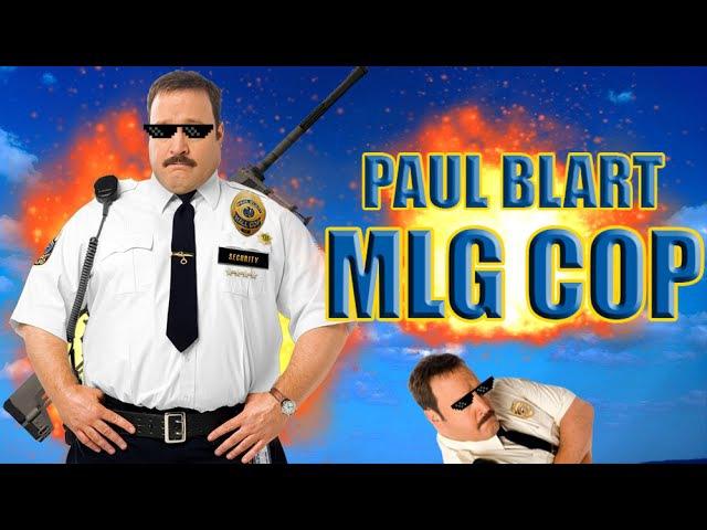 Paul Blart MLG Cop смотреть онлайн без регистрации