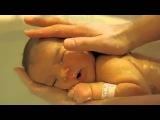 Купание новорожденного, Центр