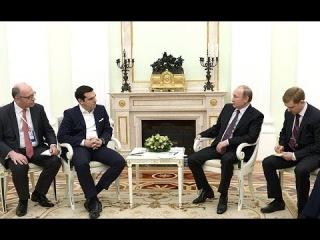 Греция желает перезагрузить отношения с Россией в энергетике и финансах