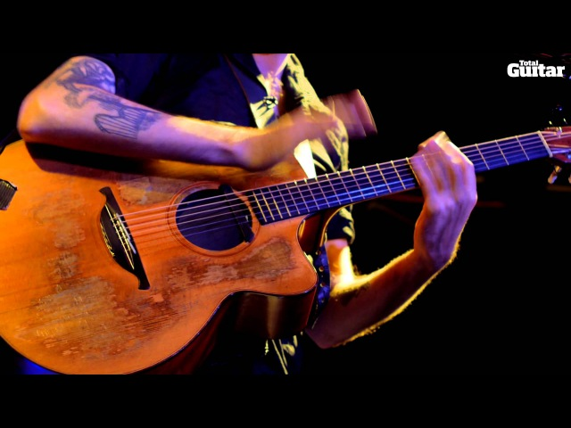 Jon Gomm guest lesson - African Grooves (TG249)