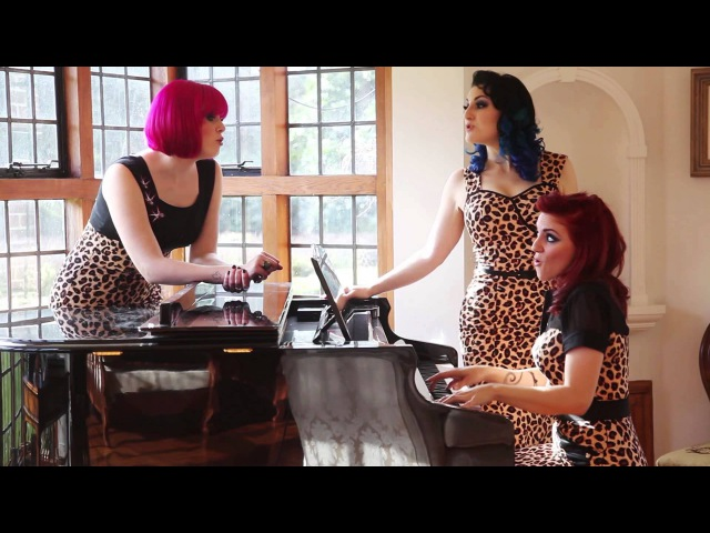 The Lounge Kittens Rollin' Limp Bizkit cover Official Video
