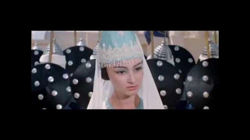 Волшебная лампа Аладдина (Alladin's Magic Lamp, Gorky Film Studio 1966)