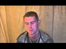 Допрос российского десантника гв. ефрейтора Романцева И.И., захваченного в плен 25.08.2014 года