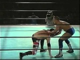 Joey Ryan vs. WWE's Daniel Bryan with CM Punk on Commentary from NJPW USA in 2004