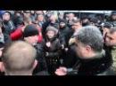 Їжджайте в АТО і захищайте державу Порошенко львів'янину
