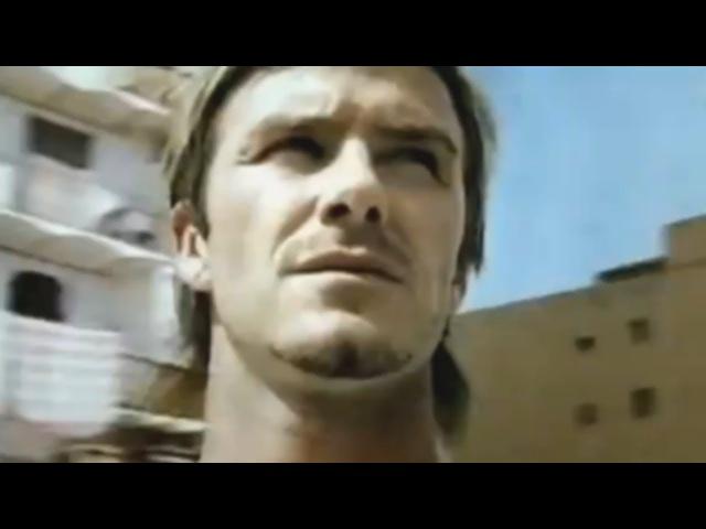 Beckham, Zidane, Kaka in Amazing Adidas commercial/ José10