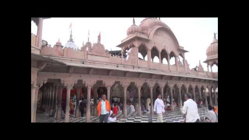 Vrindavan Darshan Part 9 - Barsana