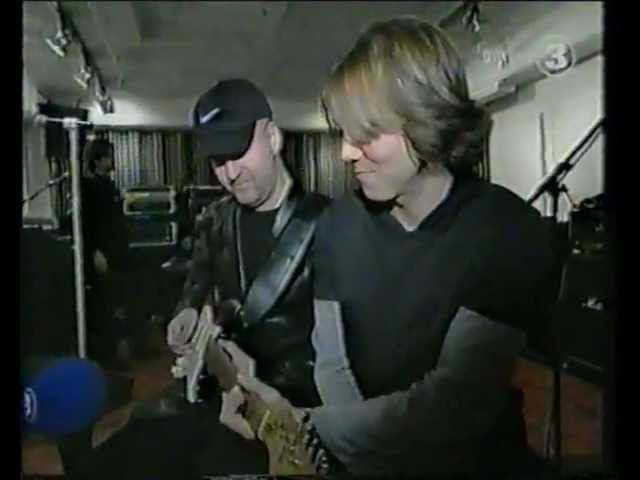EUROPE - SVT2/TV3 Interviews (1999)