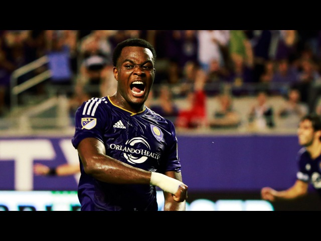 Cyle Larin's 11 MLS goals with Orlando City SC