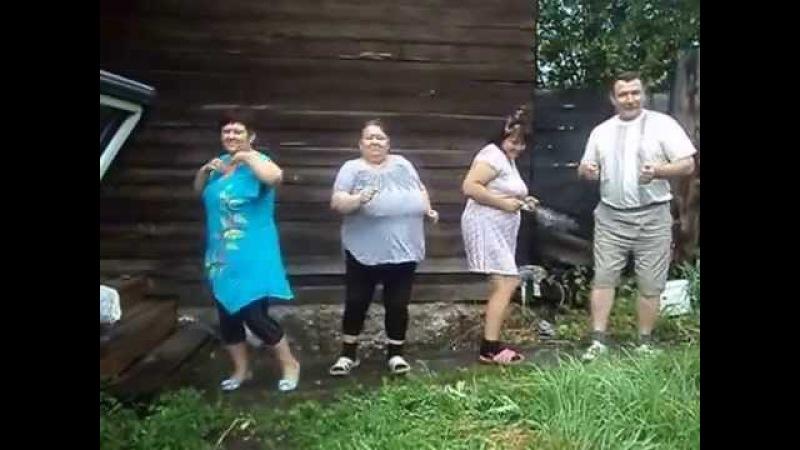 Танцы на деревне