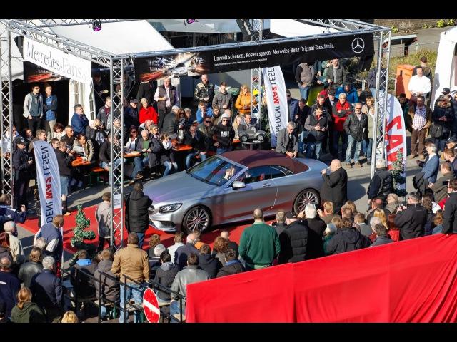 SCHÖNE STERNE 2015 das große Mercedes Treffen