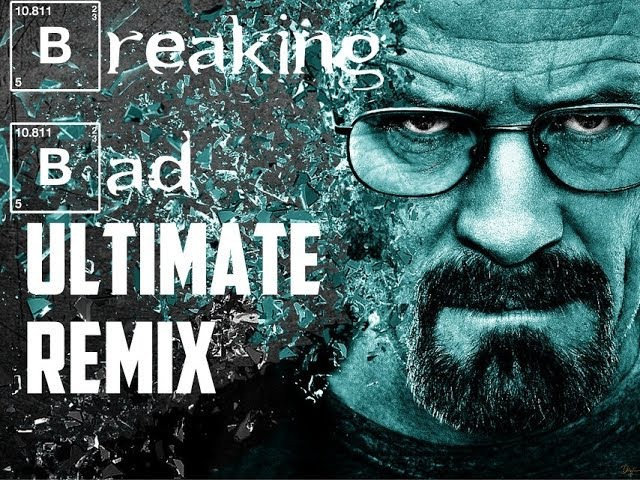 Breaking Bad Full Remix (Season 1-5)
