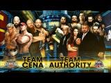 WWE Survivor Series 2014: Сина, Зигглер, Райбэк, Шоу, Роуэн vs Роллинз, Каин, Харпер, Русев, Генри