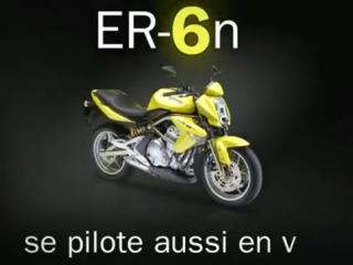 Motosiklet Reklamı