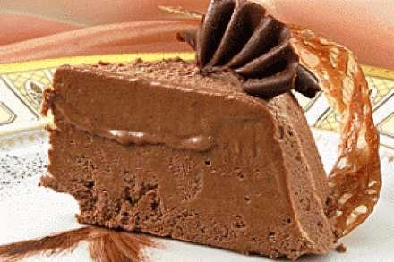 торт шоколадная маркиза рецепт с фото