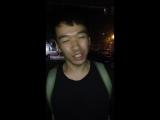 Мой новый друг Сяо Цзи Бо поет для моих русских друзей свою любимую русскую песню