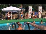 Танцуй так, как будто на тебя никто не смотрит. Самара, Кинап пляж, 25.06.2015, парень отжигает!