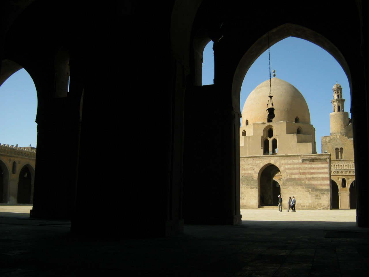 Мечеть Ахмед ибн Тулун в Каире