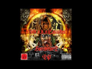 Volk a.k.a Cannibal - Horrorcore (EP) (Official Snippet) (2014)